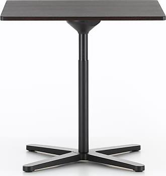 Vitra Super Fold Table Square Dark Oak