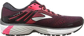 Brooks Adrenaline Gts 18, Womens Running Running Shoes, Multicolour (Black/Black/Pink 058), 4.5 UK (37.5 EU)