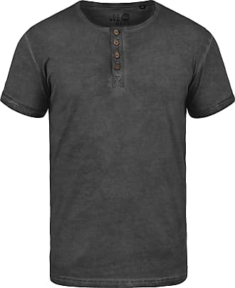 Solid Tihn T-Shirt, Size:M, Color:Black (9000)