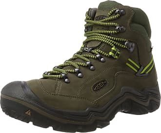 KEEN Unisex Kids/' Blue Nights//Greenery High Rise Hiking Boots