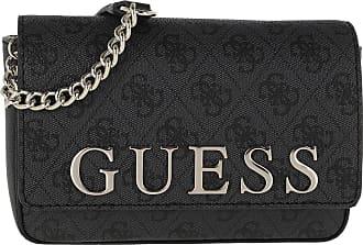 721a89eb784b6 Guess Bluebelle Crossbody Bag Coal Umhängetasche grau