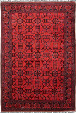 Nain Trading 295x198 Tappeto Orientale Khal Mohammadi Marrone Scuro/Ruggine (Lana, Afghanistan, Annodato a mano)
