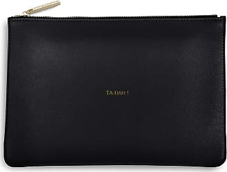Katie Loxton Womens Ta Dah Clutch Bag, Black, 24 X 16-cm