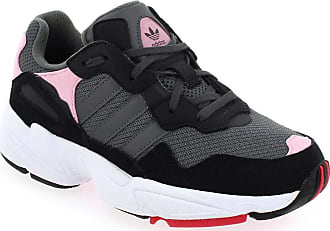 online store f9f2a 1be20 adidas NEW - Baskets Adidas Originals falcon yung gris pour Femme