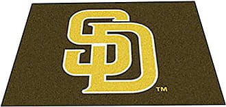 Fanmats 22331 MLB-San Diego Padres Brown/Yellow All-Star Mat
