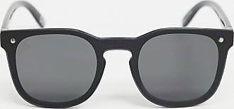 Jeepers Peepers Occhiali da sole rotondi neri-Nero