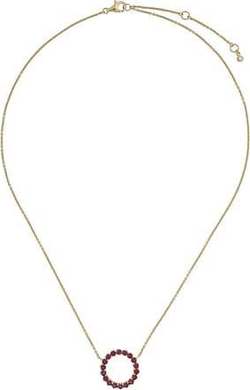 Astley Clarke Colar Linia - Dourado