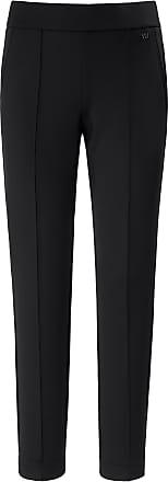 Basler Jersey slip-on trousers Basler black