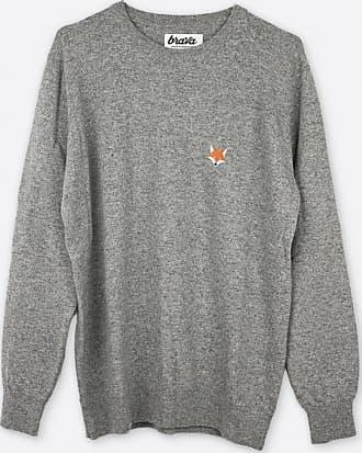 Brava Fabrics Fox In The Snow Sweater