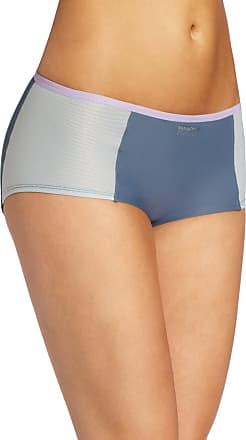 Panache Womens Sports Short Brief, Grey, Size 8
