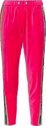 Mira Mikati side stripe tracksuit trousers - Pink