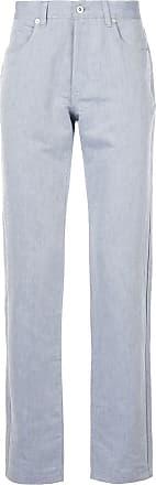 Durban straight-leg trousers - Blue