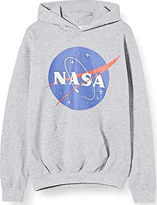 Nasa Garçon Classic Insignia Pocket Logo Sweat À Capuche