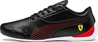 Puma Ferrari Drift Cat 7S Ultra Herren Sneaker Schuhe | Mit Aucun | Schwarz/Rot | Größe: 40.5