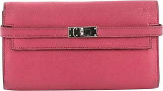 178899324cb2 Hermès Hermes Kelly Wallet Chevre Mysore Long