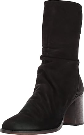 Free People Elle Block Heel Boot Oxford/Sang 41 (US Womens 11)