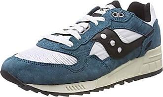 cheap for discount 1bfae e1d7d Saucony Shadow 5000 Vintage, Chaussures de Gymnastique Mixte Adulte,  Turquoise (Teal White