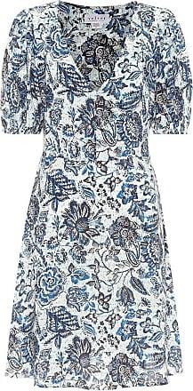Velvet Shani floral minidress
