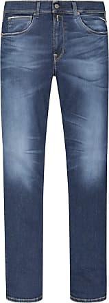 Replay Übergröße : Replay, Jeans mit Stretchanteil, Anbass in Blau für Herren