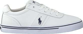 f42f78ddd25 Polo Ralph Lauren Witte Polo Ralph Lauren Sneakers HANFORD