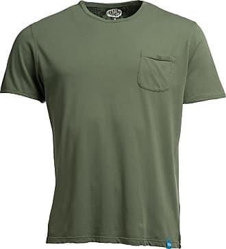 Panareha T-shirt con taschino MARGARITA verde