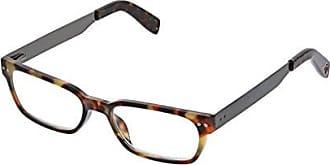 Peepers Mens Page Turner Wayfarer Reading Glasses