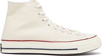 Converse Chuck 70 High-top Canvas Trainers - Mens - White