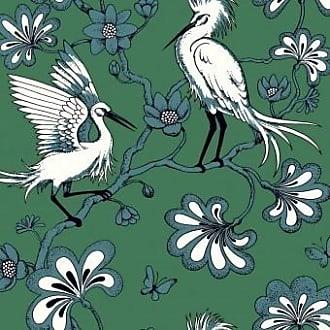 York Wallcoverings Tapete Egrets