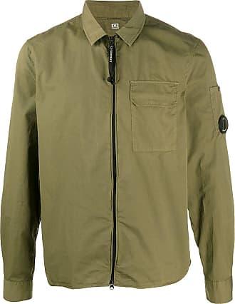 C.P. Company Camisa com bolso - Verde