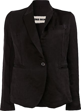 Uma Wang single button blazer - Black