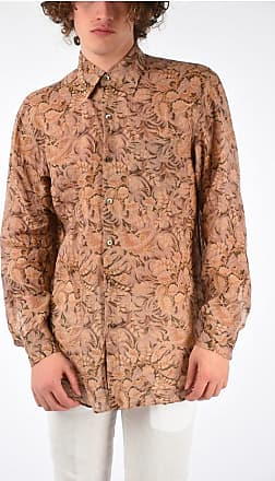 Dries Van Noten Flower CLEAVER Shirt size 48