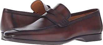 87d9c1c8a6f Magnanni Ramiro II (Mid Brown) Mens Slip on Shoes