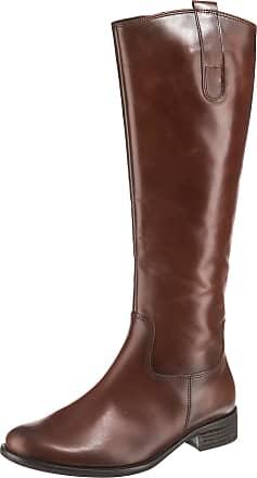 Stiefel Gabor Wildleder schwarz, Größe 40, XS Schaft