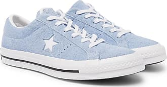 blue One Converse Suede Star Sneakers Light q4xf7awX