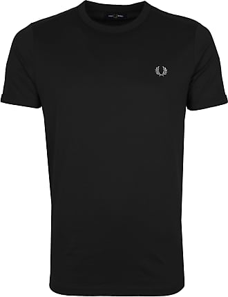 Fred Perry T-Shirt Schwarz 3519