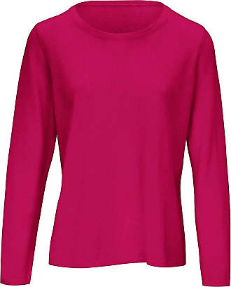 include Rundhals-Pullover include pink
