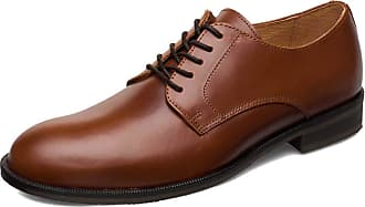 Selected Mens Lace-Up Shoes Brown Size: 9.5 UK