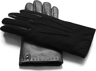ROECKL Classic Veloursleder Handschuhe Damenhandschuhe Fingerhandschuhe