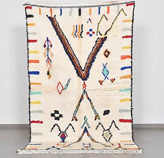 Décor Berbère Tapis Azilal 234 x 136 cm