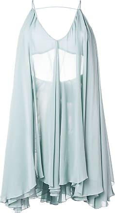 Jacquemus short Bellezza dress - Blue