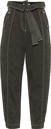 Ulla Johnson Rowen cotton wide-leg pants