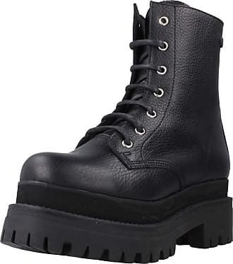 Yellow Women Womens Boots KAMPAL Black 5.5 UK
