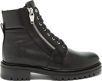 5514bc1befd Black Leather Boots: 4087 Products & up to −60% | Stylight
