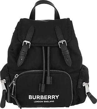 Burberry Backpack Black Rucksack schwarz