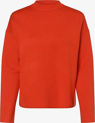 OPUS Damen Pullover - Preffi orange