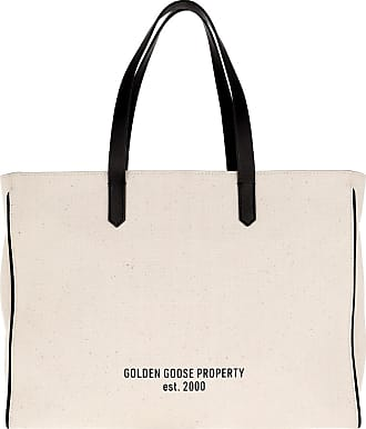 Golden Goose Tote - East West California Bag Off White - beige - Tote for ladies