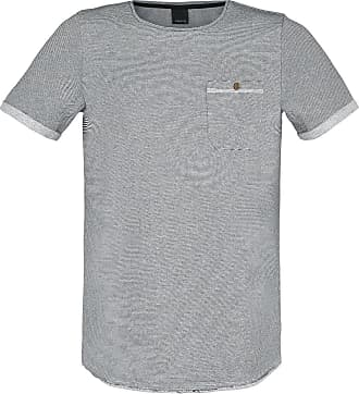 Sublevel Men´s Shirt - T-Shirt - grau meliert