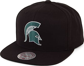 Mitchell /& Ness Cleveland Cavaliers 18121 Wool Solid Black White Snapback Cap Kappe Basecap