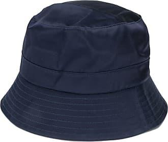 Ymc You Must Create flared brim hat - Blue