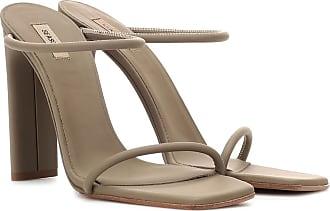 Yeezy by Kanye West Rubberised leather sandals (SEASON 6)
